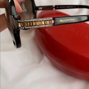 Valentino jeweled sunglasses